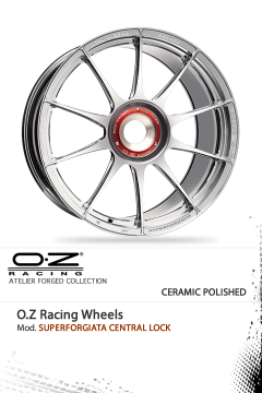 O.Z RACING SUPERFORGIATA (CL)